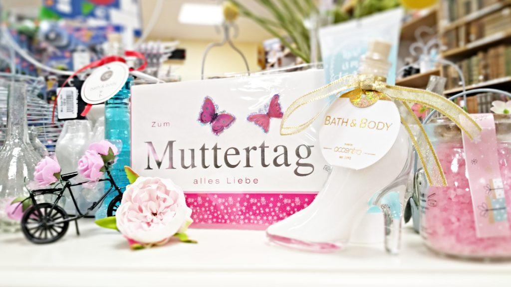 Geschenkideen zum Muttertag in Bad Doberan