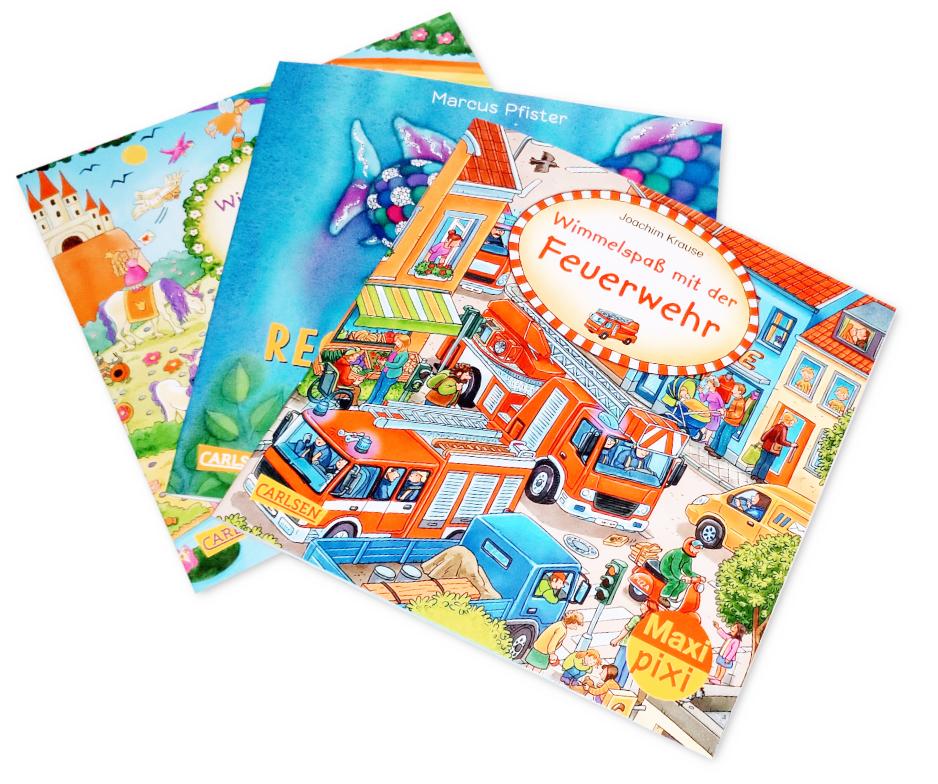 Carlsen Maxi Pixi Kinderbücher in Bad Doberan