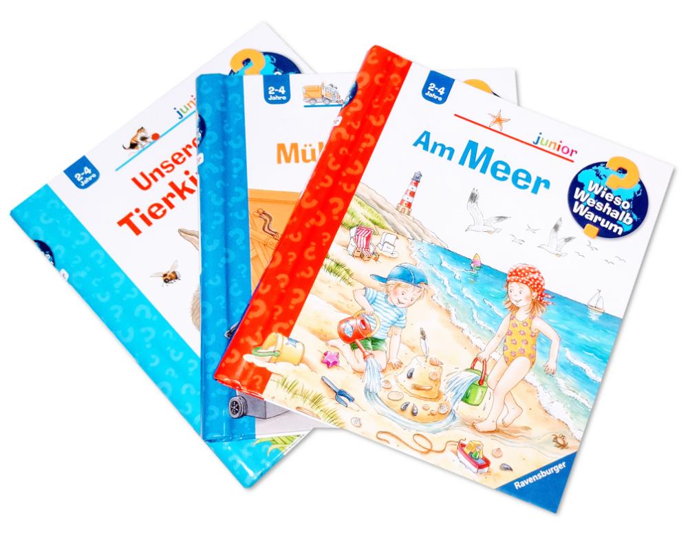 Ravensburger Kinderbücher in Bad Doberan