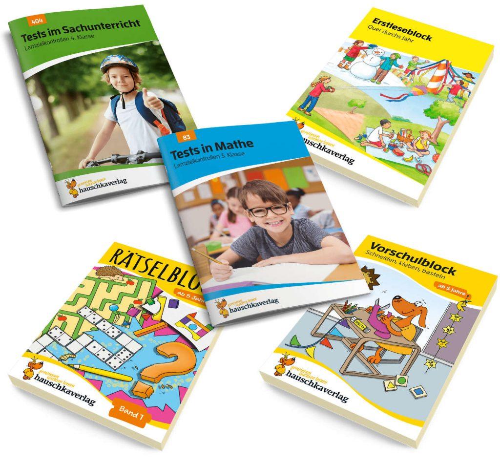 Hauschka Verlag Kinderbücher in der Schatzinsel Bad Doberan