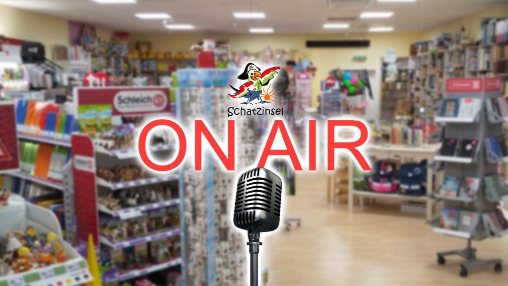 Schatzinsel-Innenansicht-On-Air Werbespot auf OSTSEEWELLE Hitradio Mecklenburg-Vorpommern