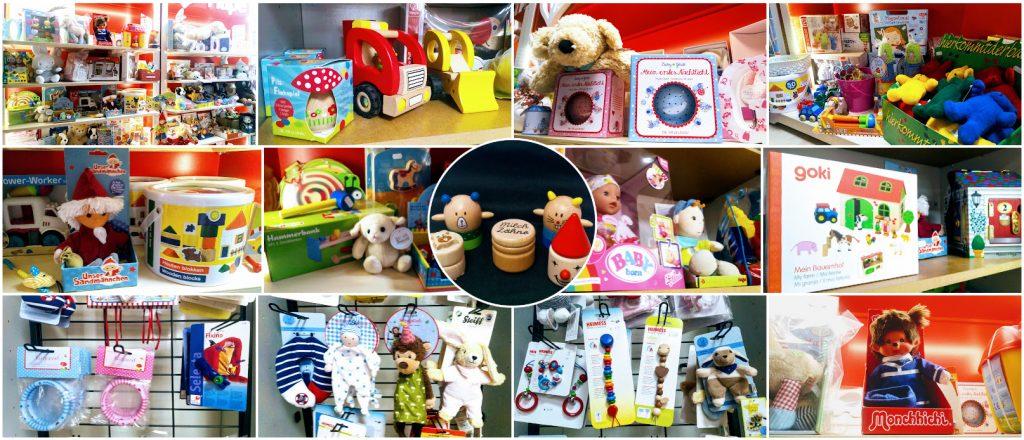 Babyspielzeug und Kinderspielzeug in der Schatzinsel Bad Doberan