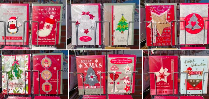 Weihnachtsgrußkarten in Bad Doberan